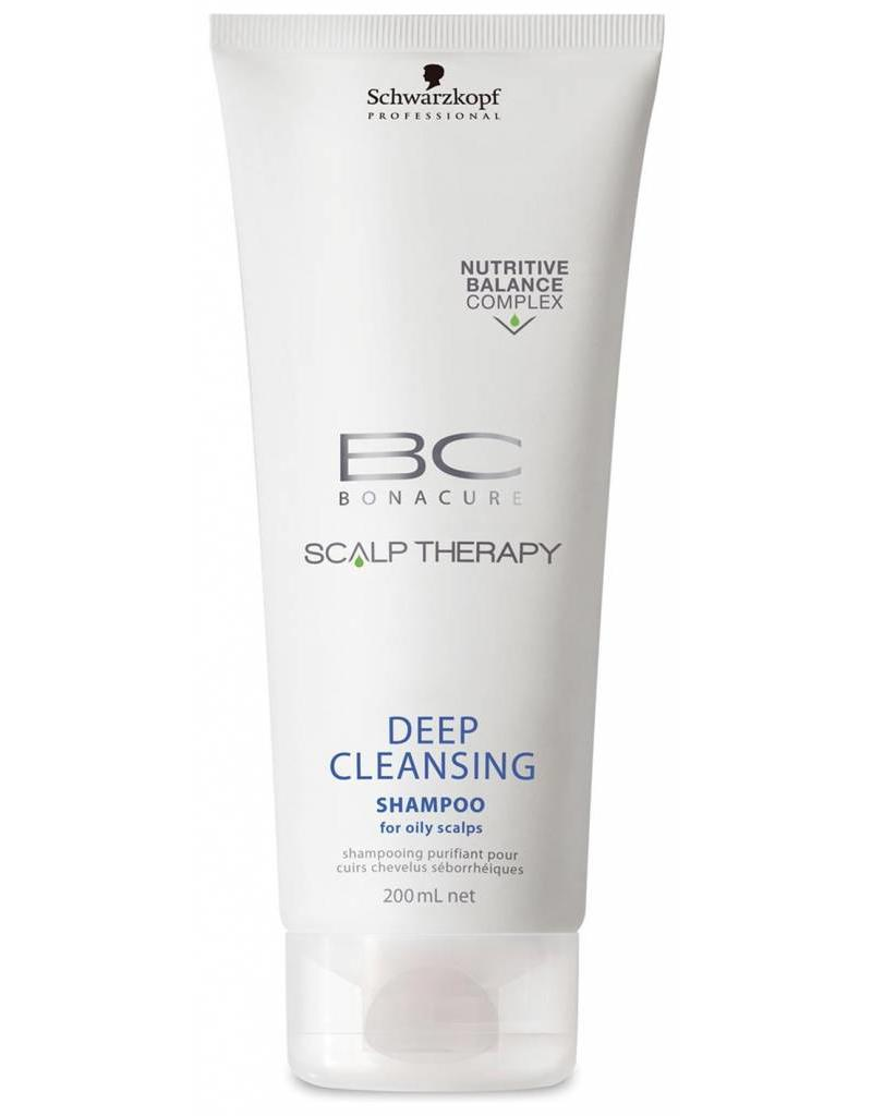 bonacure BC Deep Cleansing Shampoo 200ml.