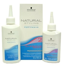 Natural styling Schwarzkopf Natural Styling Glamour Wave Nr2
