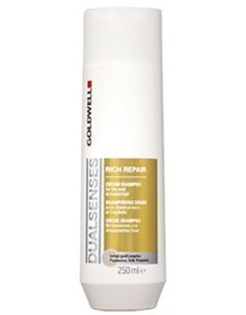 Goldwell Goldwell DS Rich Repair Cream Shampoo 250ml
