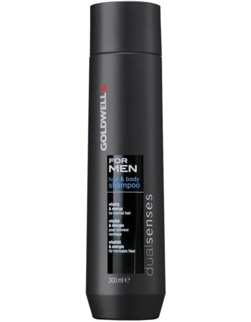 Goldwell Goldwell Dualsenses For Men Hair & Body Shampoo 300 ml.
