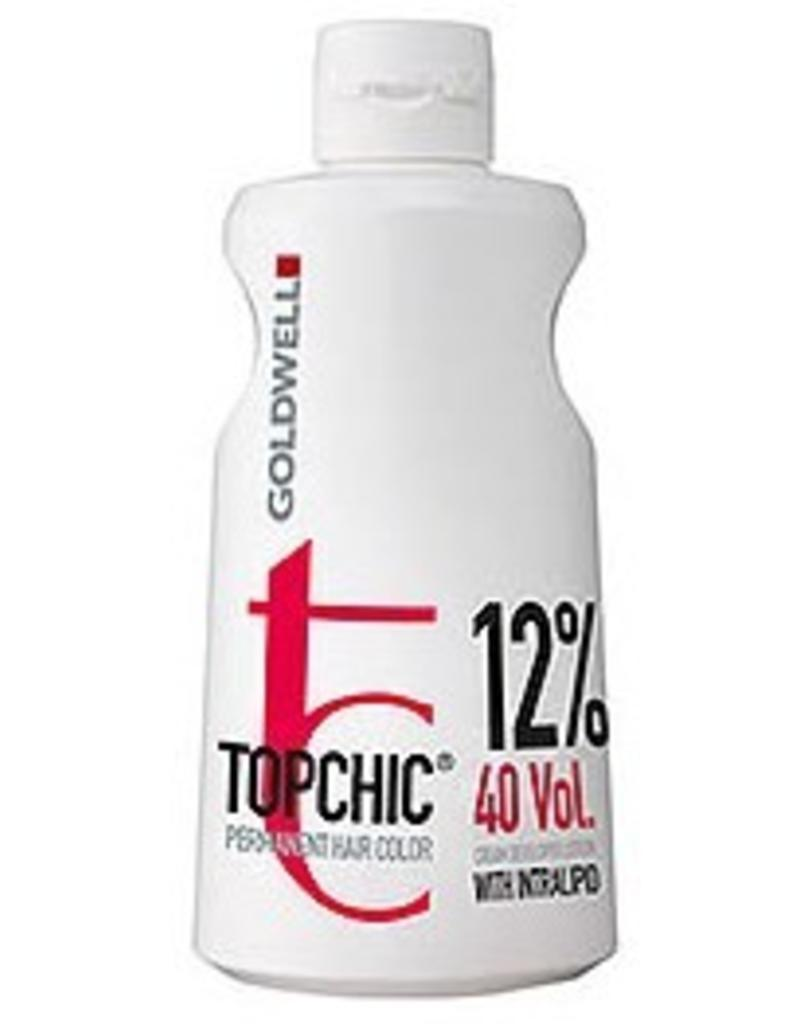 Topchic Goldwell Waterstof 12% ltr