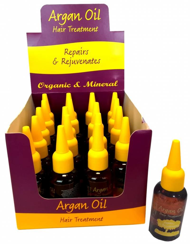 Organic & Mineral Argan Oil 50ml.