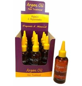 Organic & Mineral Argan Oil 100ml.