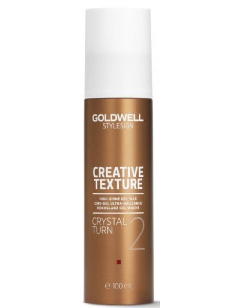 Goldwell Style Crystal Turn Gel Wax nr2 100ml