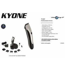 Kyone Kyone TR-400 High Preformance Trimmer