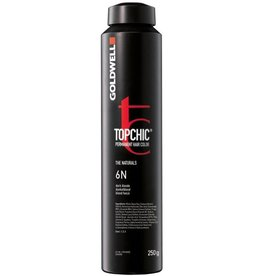 Goldwell Top Chic Haircolor bus 250ML. DonkerBlond