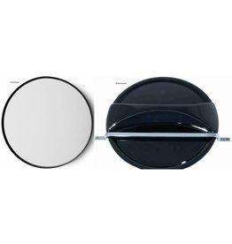 Alteq Salonspiegel + Chroom beugel nr6015
