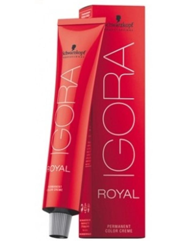Igora 3-0  Igora Royal 60ml. Donkerbruin