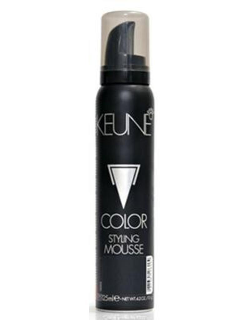 uit Soest 1   Color Styling Mousse 125ml Zwart