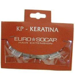 Euro So Cap Keratine Bonds 25st Zwart anti Allergie