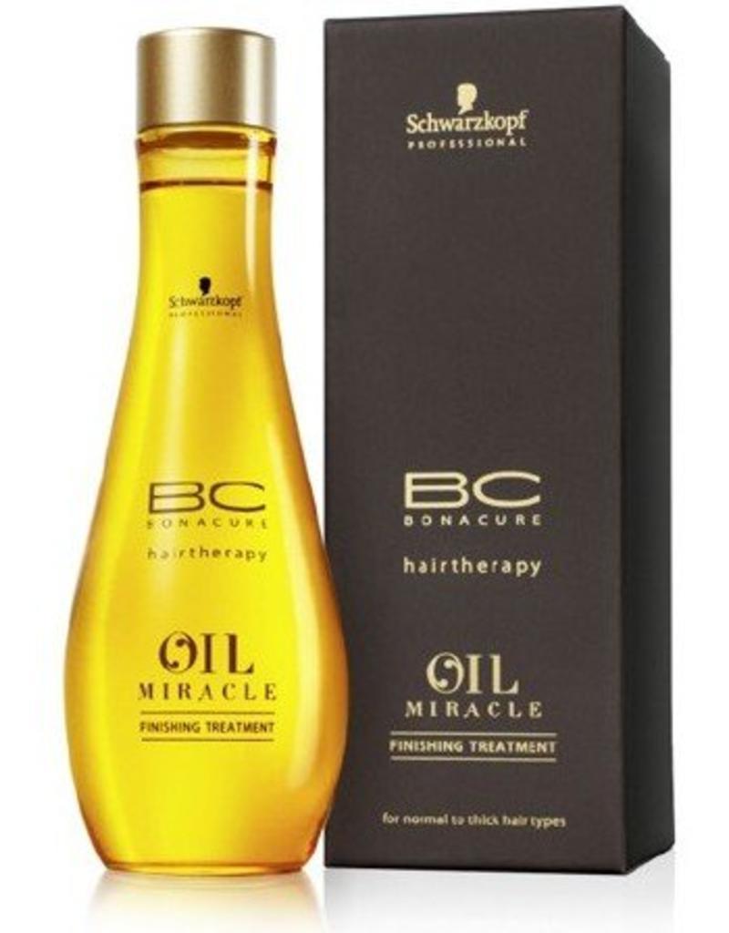 Schwarzkopf Schwarzkopf BC Oil Miracle Finishing Treatment 100ml