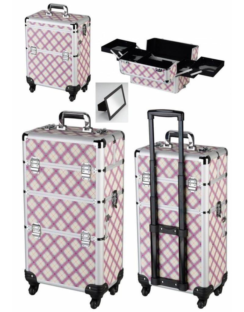 BeautyCase Trolley H72xB36xD23