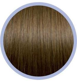 10  EuroSoCap Extensions 40cm 25st Donker Ash Blond