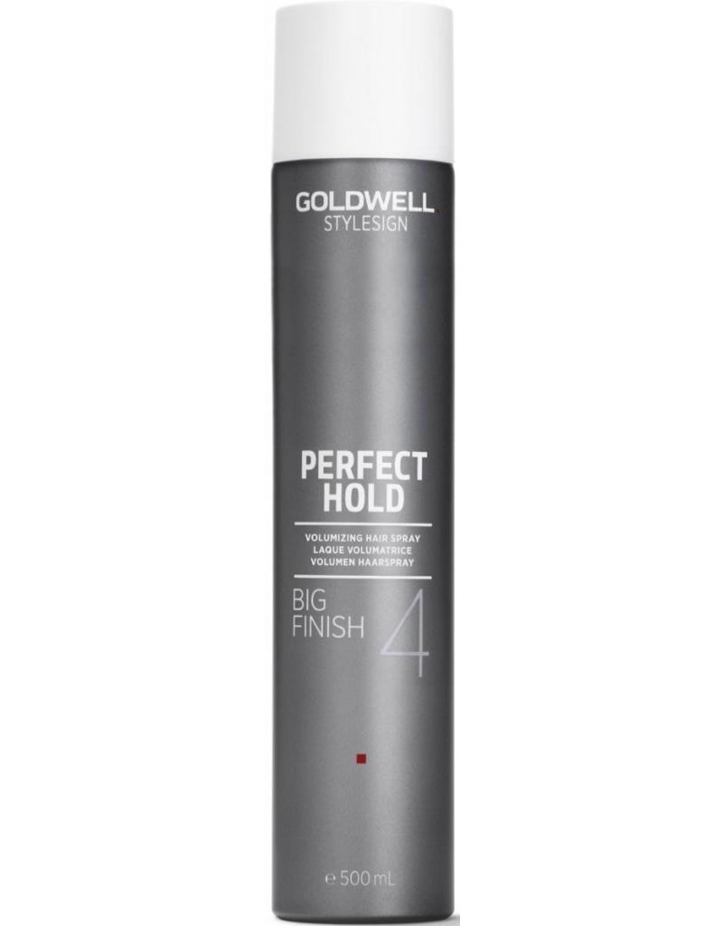 Goldwell Goldwell Big Finish Hairspray nr.4 500ml.