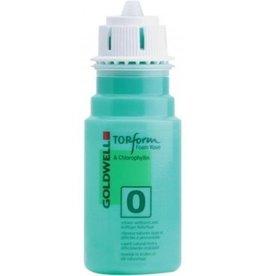 Goldwell Top Form Foam Wave 90ml nr 0  Forte