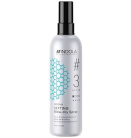 Indola Setting Blow-Dry Spray 200ml.