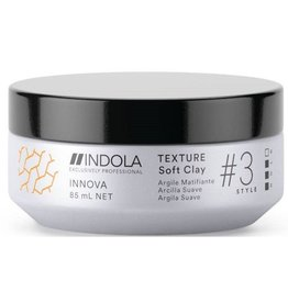 Indola Texture Soft Clay pot 85ml.