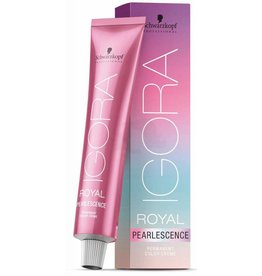 P6-89 Igora Royal Pearlescence 60ml Donkerblond Rood Violet