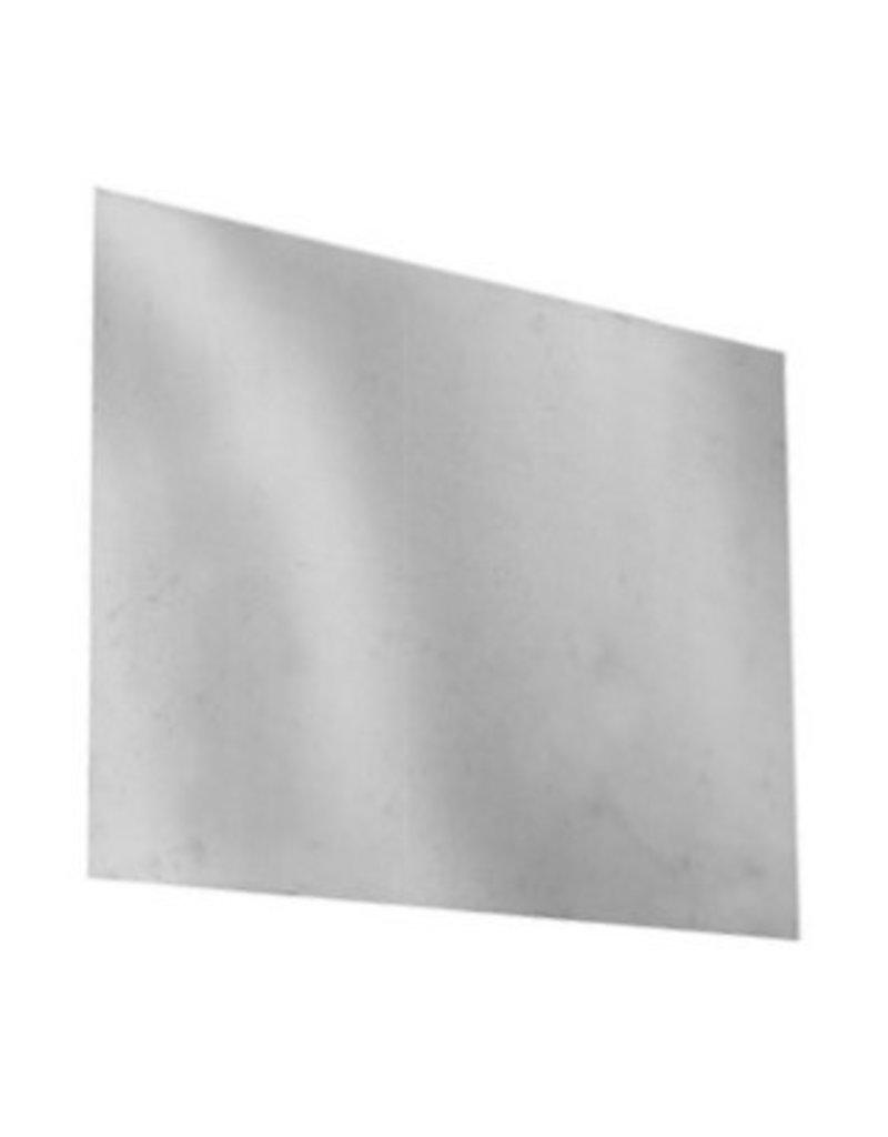 Bescherming Schop Plaat  45x30cm