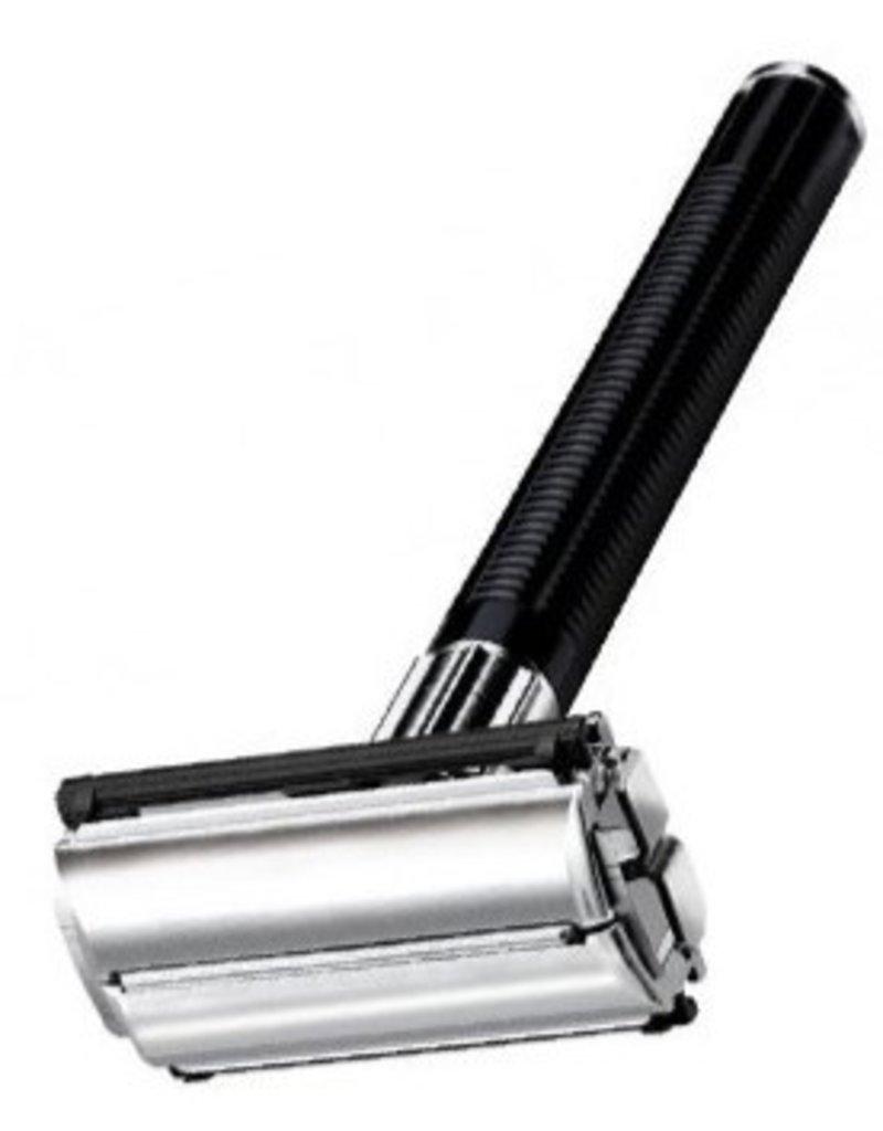 Scheer apparaat double edge Feather scheer apparaat