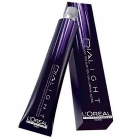 Dia Light 4.20  L'Oreal Dia Light 50ml. Midden Bruin Intens Violet