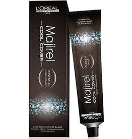8.3  Majirel 50ml. Cool Cover  Licht Beige Goud Blond