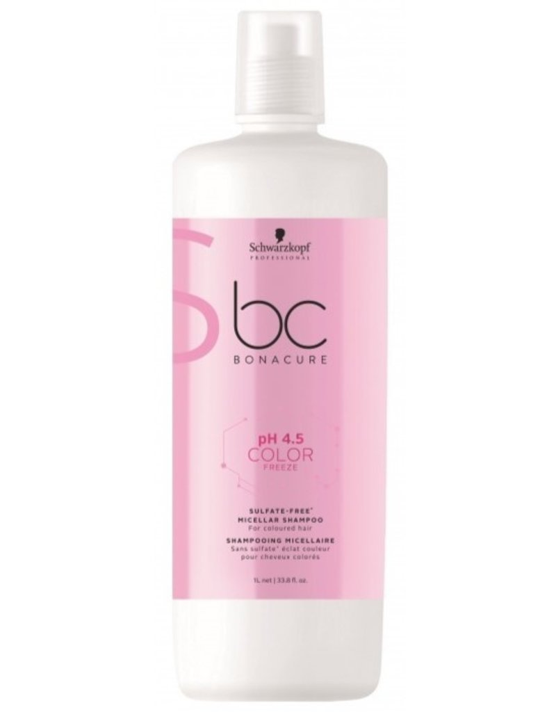 Bona Cure BC Color Freeze Shampoo 1000ml sulfate vrij