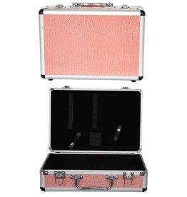 Scharen Koffer 30x20x10cm Pink