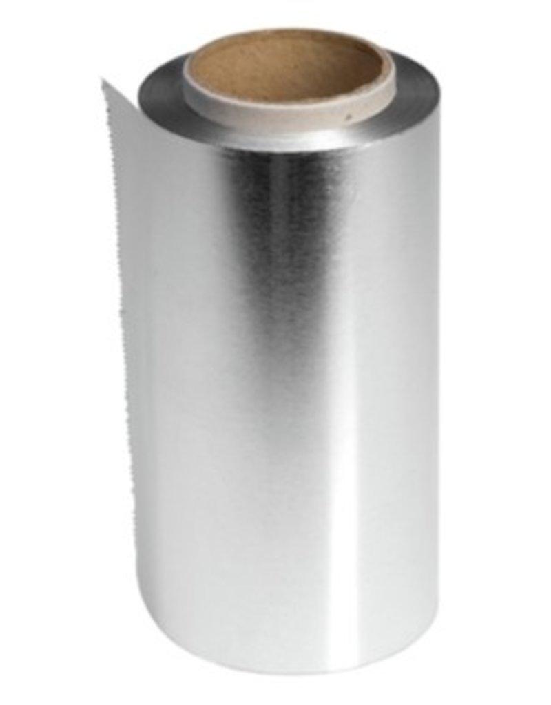 sibel AluFolieZilver 12cmx100mtr 15d ca.480gr