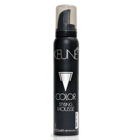 uit Soest 5.7 Color Styling Mousse 125ml Aubergine