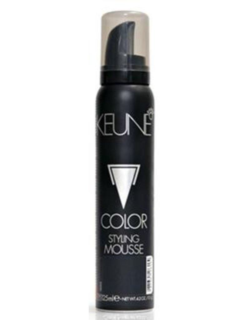 Keune 1  Keune Color Styling Mousse 125ml Sherry Blond