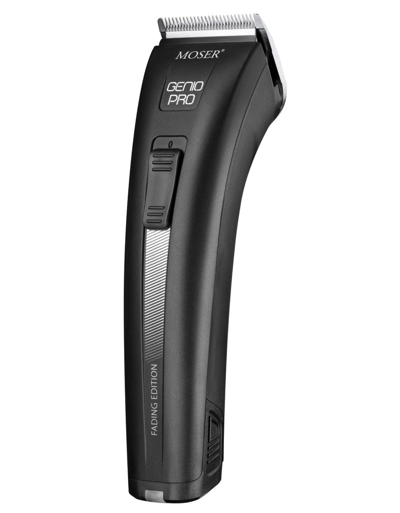 Moser Moser Genio Pro Fading  Tondeuse Black  1874 0.5-2mm