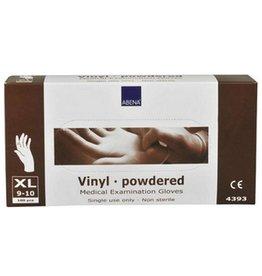 Vinyl Handschoenen Gepoederd XL 100st