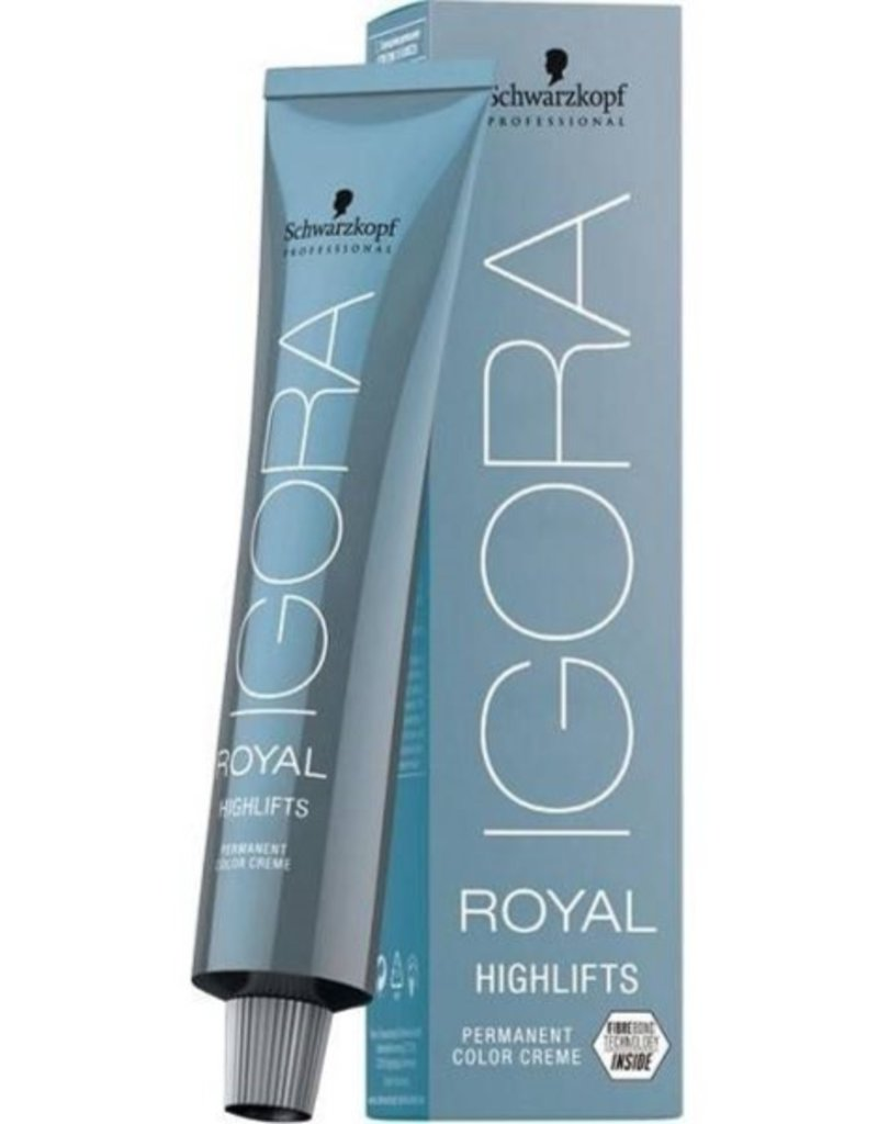 Igora 12.19  Igora Royal Highlifts 60ml Speciaal Blond Cendré Violet