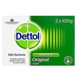 Dettol Dettol Anti-bacteriele Zeep Original  2 x100 gr.
