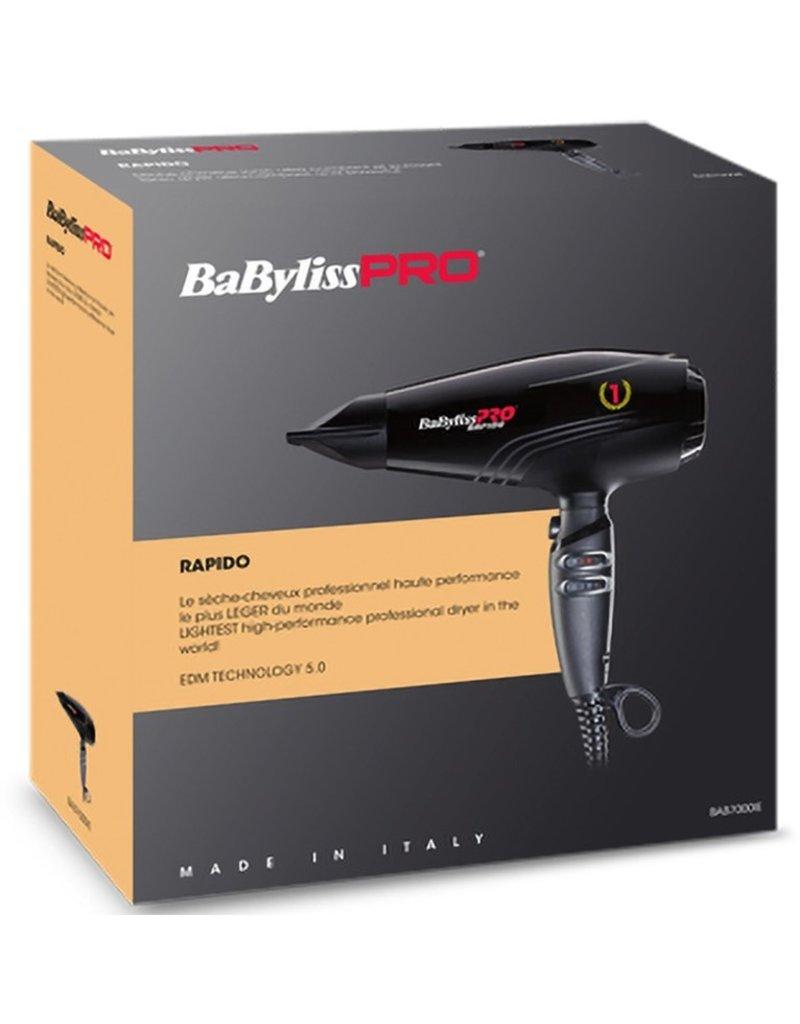 Babyliss Babyliss Pro Rapido Föhn 2200Watt 399 gram