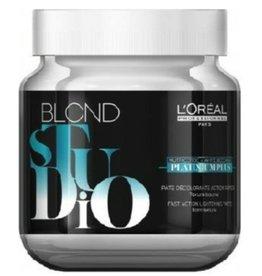 LÓreal LÓreal StudioBlond Platinum Plus gel 500gram