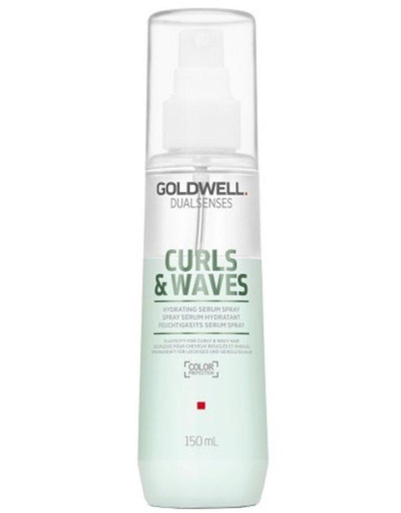 Goldwell Goldwell Curls&Waves Serum Leave-in Spray 150ml