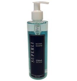 Superli Superli  Shampoo Menthol 250ml. met pomp