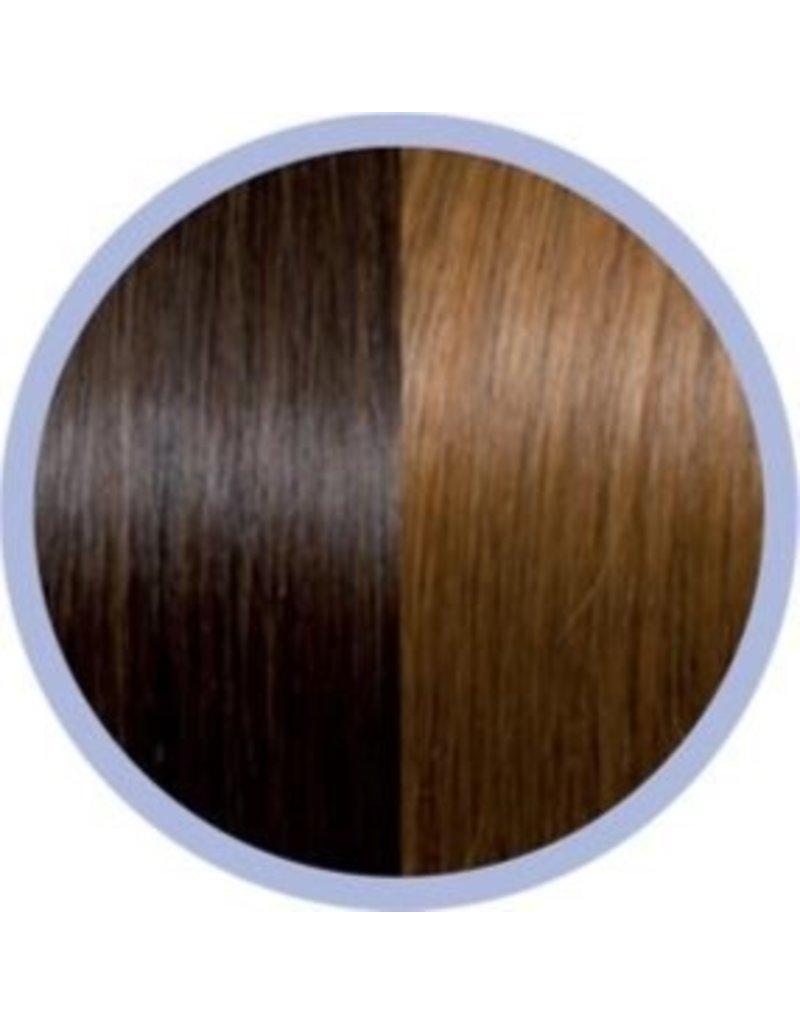 Euro So Cap 27  EuroSoCap Extensions 40cm 10st Midden Goud Blond
