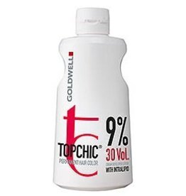 Topchic Goldwell Waterstof 6% Ltr.