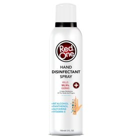 Red One Red One Desinfectie Spray Multi 150ml. 80% Alcohol