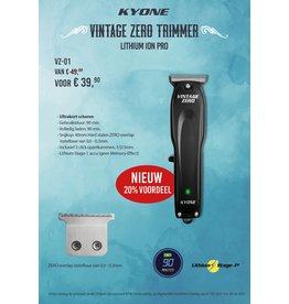 Kyone Kyone Vintage Zero Trimmer
