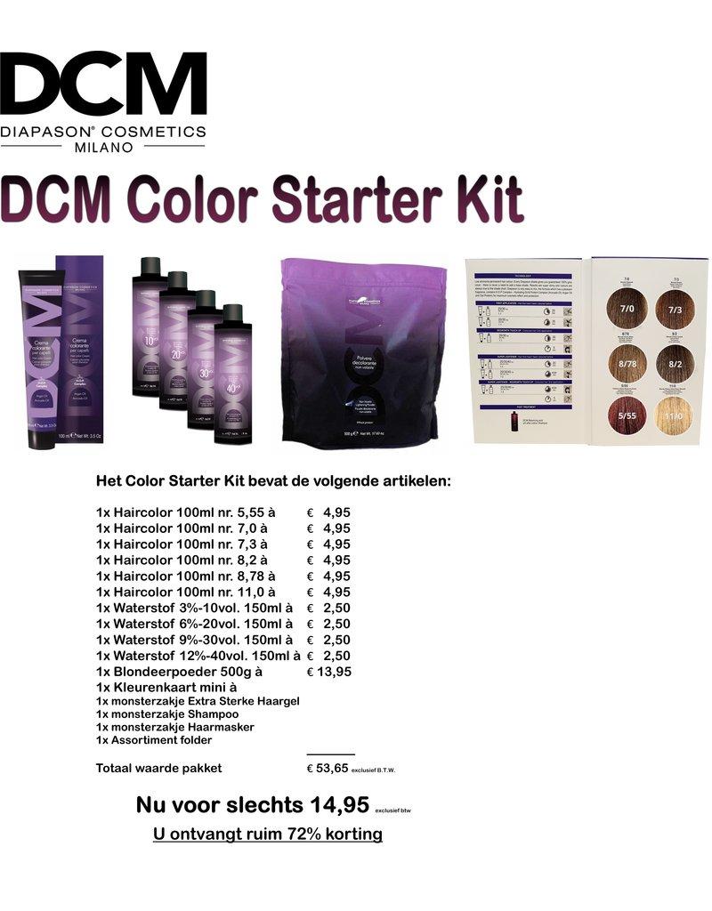 Diapason DCM Diapason Color Starter Kit met 72% korting !!
