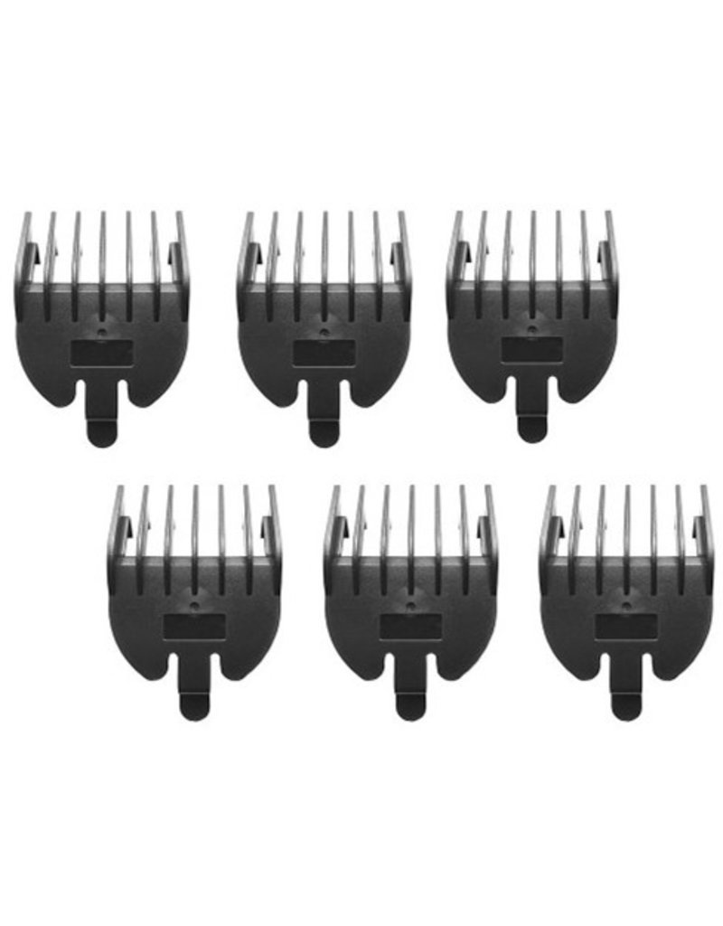 Kyone Kyone ION-C Opzet kammen set a 6stuks