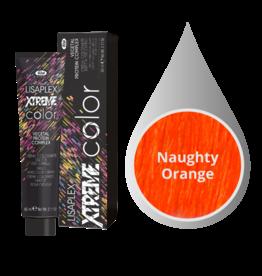 lisap Lisaplex Xtreem Color 60 ml. Naughty Orange