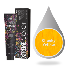 Lisap Lisaplex Xtreem Color 60 ml. Cheeky Yellow
