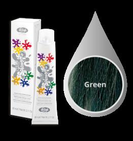 Lisap Lisap Haarverf Splasher 60ml  Groen