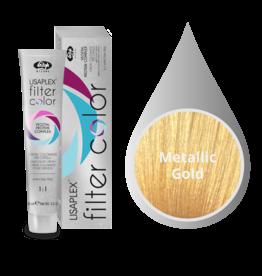 Lisaplex Lisaplex Filter Color 100ml. Metallic Gold effect
