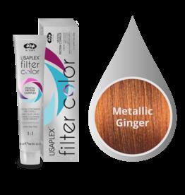 Lisaplex Lisaplex Filter Color 100ml. Metallic Ginger effect